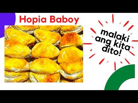 Paano Gumawa Ng Hopiang Baboy   Recipe Ko Ito Sa Store Namin AtTested Na Mabenta Dahil Sobrang Sarap