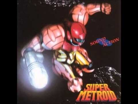 Super Metroid SIA OST Track 12 Metroid Zebetite