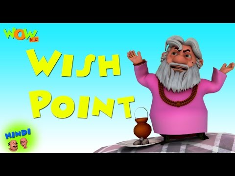 Video Wish Point - Motu Patlu in Hindi WITH ENGLISH, SPANISH & FRENCH SUBTITLES download in MP3, 3GP, MP4, WEBM, AVI, FLV January 2017