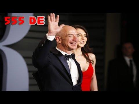 DER REICHSTE MENSCH DER WELT : Jeff Bezos besitzt derzeit 112.000.000.000 Dollar