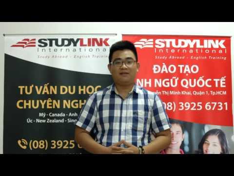 Phỏng vấn cảm nghĩ du học sinh Lê Tuấn Anh