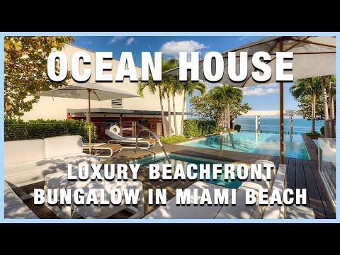 OCEAN HOUSE BUNGALOW LOFT    MIAMI BEACH LUXURY CONDOS