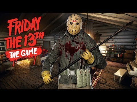 WORLD'S BEST JASON!! (Friday the 13th Game) (видео)