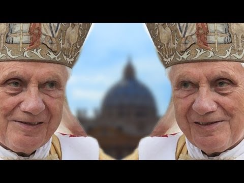 bibledex - Simon Oliver discusses why the Pope's resignation might be a problem for some. Our papal playlist: http://www.youtube.com/playlist?list=PLS400fiGcFeodO-Qfgl-...