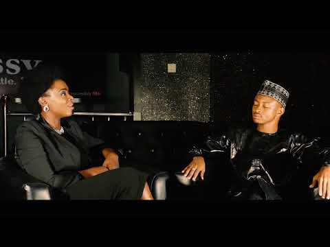 MOMENTS WITH DENI- AN EXCLUSIVE INTERVIEW WITH HAUSAA FULANII