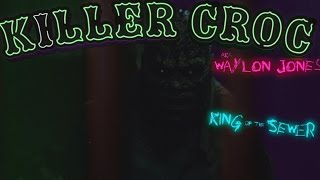 Killer Croc \ David Ayer cameo | Suicide Squad | Extended Cut