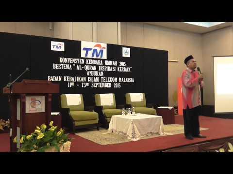 Ustaz Ahmad Shukri Yusoff : Komunikasi Multi-Perspektif : Kunci Keutuhan Organisasi 3
