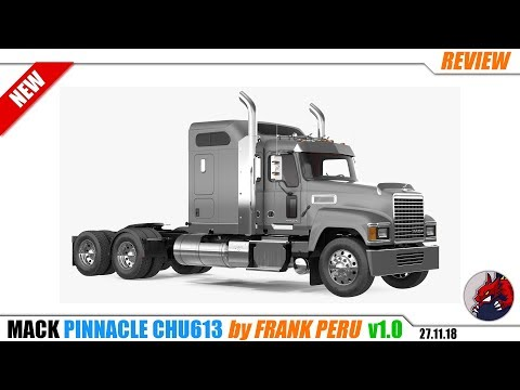 MACK Pinnacle CHU613 v1.0 1.32.x