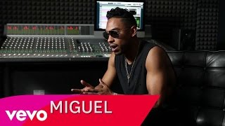 Miguel - VEVO News Interview (Hot97 SJXX)