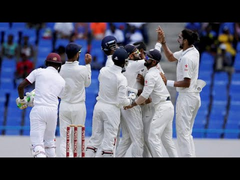 Ind vs WI, 1st Test: India record biggest Test win outside Asia, crush West Indies by innings and 92 runs