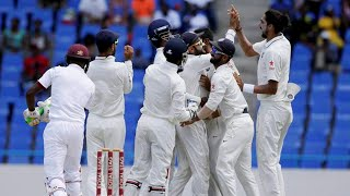 India vs West Indies, 1st Test 2016: Team India Beat WI by Innings and 92 Runs