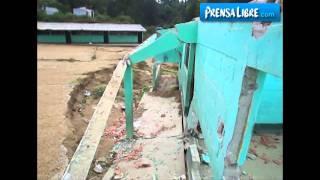 Más De 175 Escuelas Presentan Daños Severos Previo Al Inicio Del Ciclo Lectivo 2012
