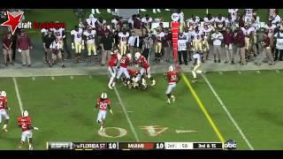 Denzel Perryman vs Florida State (2012)