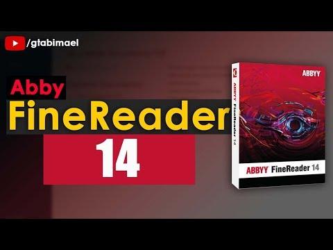ABBYY FineReader 14 Activación e Instalación | gtabimael