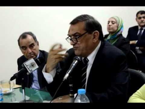 حنا: يتحدث في لجنة الشباب بإتحاد المحامين العرب