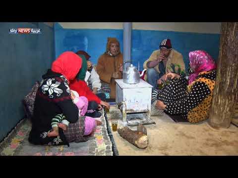 العرب اليوم - شاهد: تعليق الدراسة في المغرب بسبب الثلوج