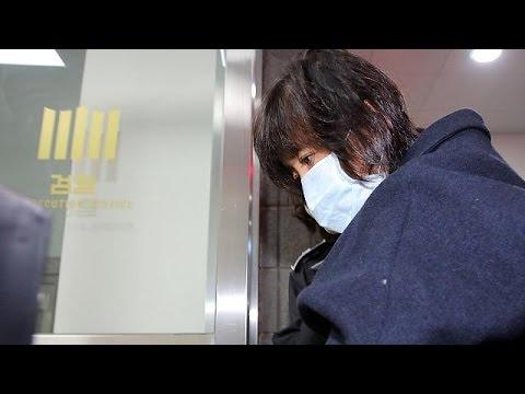 Ν.Κορέα: Μπουλντόζες στην εισαγγελία μετά το «Τσόι γκέιτ» – world