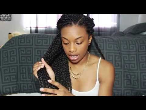 Top Tips For Box Braids/Twists | Thin Edges?