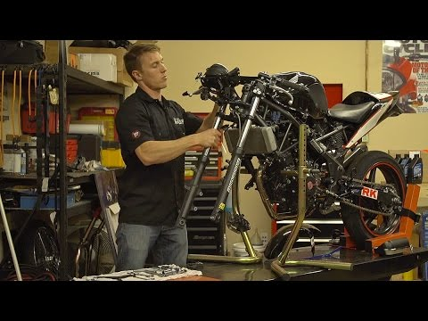 Motorcycle Suspension Tech and Maintenance: How To Rebuild Your Fork | MC GARAGE