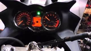 2. 2006 Suzuki DL 1000 V Strom used motorcycle parts for sale