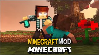 Minecraft Mod: VOCÊ É O HEROBRINE !! (Tenha os Poderes do Herobrine) - You Are The Herobrine Mod