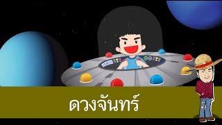 สื่อการเรียนการสอน ดวงจันทร์ ป.4 วิทยาศาสตร์