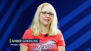 thumbnail for SwanLeap Employee Spotlight: Amber Goessling