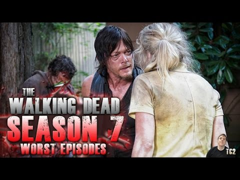 The Walking Dead Top 10 Worst Episodes as of Season 7
