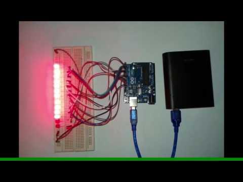 LED PATTERNS Arduino