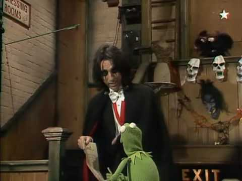 The Muppet Show - Alice Cooper