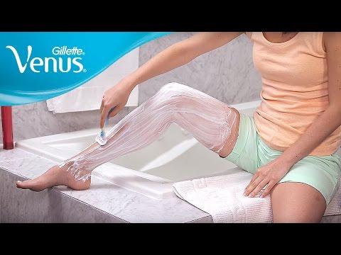 , title : 'Как Правильно Брить Ноги | Gillette Venus'