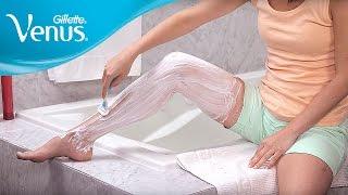 Как правильно удалять волоски на ногах