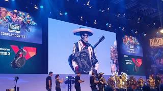 Gamescom 2017 / Finale der Blizzard Cosplay Contest