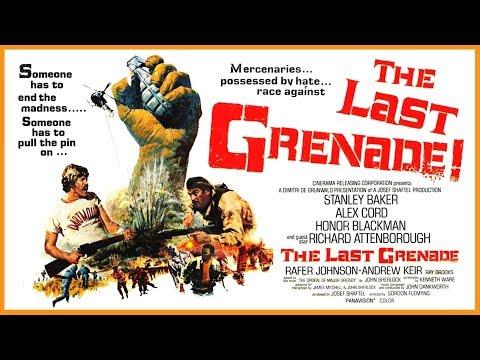 The Last Grenade 1970 Trailer