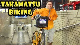 Takamatsu Japan  city photos gallery : Renting a Bike in Takamatsu Japan