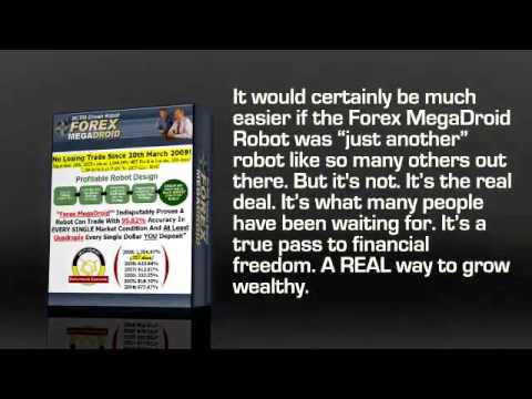 Forex Robot Review, MegaDroid – Automate, Quadruple Your Investment