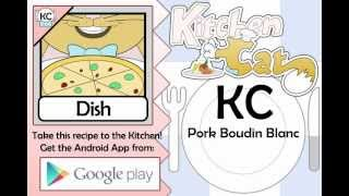 KC Pork Boudin Blanc YouTube video