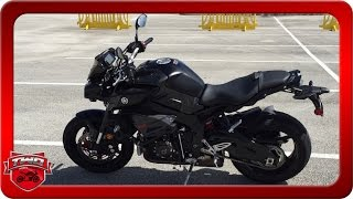 10. 2017 Yamaha FZ 10 Motorcycle Review