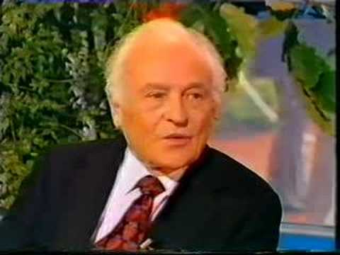 Kenneth Connor interview - Garden Party 1988
