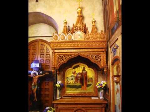 Жития Святых Преподобный Ферапонт Белозерский, Можайский, Лужецкий,архимандрит