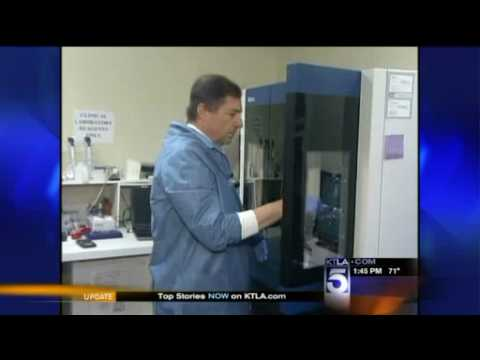 New Test Helps Detect Mitochondrial Disease (Copyright © 2010, KTLA-TV, Los Angeles)