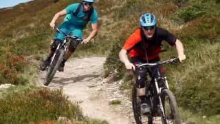 Video Freeride & Enduro - Biken in Saalbach MP3, 3GP, MP4, WEBM, AVI, FLV Mei 2017
