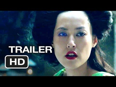 47 Ronin TRAILER 1 (2013) - Keanu Reeves, Rinko Kikuchi Movie HD