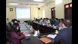 Hội nghị xin ý kiến về dự án hầm đường bộ qua Vịnh Cửa Lục