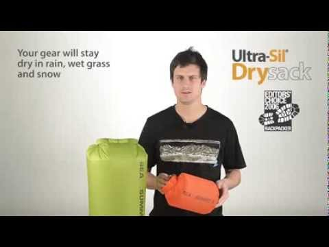 Sea to Summit - UltraSil Dry Sacks