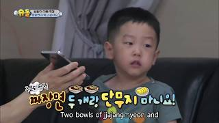 Video Twins' House - I want to eat Jjajangmyeon [The Return of Superman / 2016.10.09] MP3, 3GP, MP4, WEBM, AVI, FLV April 2019