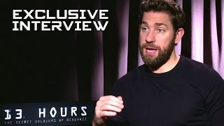 Nonton John Krasinski Exclusive Interview   13 Hours  The Secret Soldiers Of Benghazi  2016  Film Subtitle Indonesia Streaming Movie Download