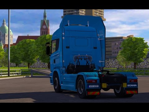 Scania G and Scania G Streamline