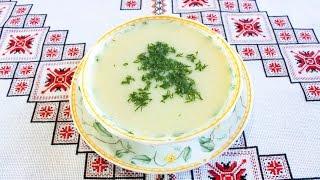Суп пюре рецепт с луком пореем.
