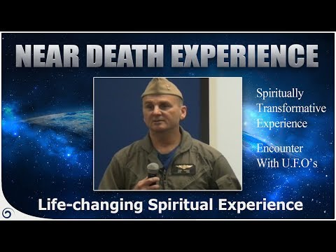 Flight Engineer shares his life-changing spiritual experience – [ STE, NDE, UFO ]